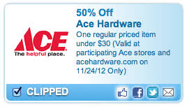 lowes price match home depot black friday 50 off ace hardware 11 24 use at competitors home depot or
