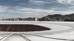 San Memes - san mam礬s stadium texlon皰 etfe vector foiltec