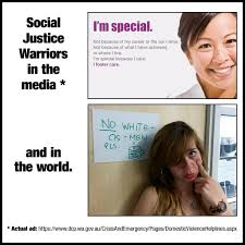 Social Justice Warrior Meme - social justice in the media and in the world francis roy s blog