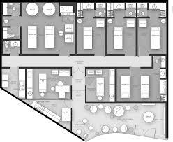 spa floor plans spa floor plans spa design concept fifth avenue