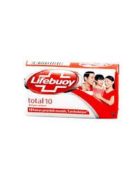 Sabun Lifebuoy lifebuoy sabun mandi batang total protection bar 80g klikindomaret