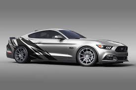 Satin Black Mustang 1964 2018 Mustang Warlord Graphics Satin Black Lamustang Com