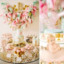 1st birthday party ideas for sweet and saucy a bow filled birthday party best birthday