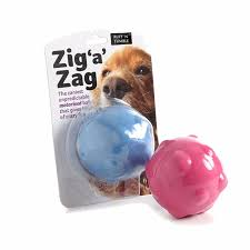zig a zag motorised ball dog toy pets at home