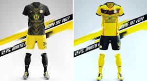 desain kaos futsal di photoshop desain baju bola sendiri tempat bikin jersey keren