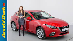 mazda saloon cars mazda 3 2 2 d sport nav 150ps arnold clark youtube