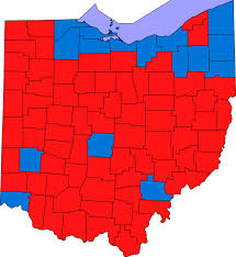Ohio County Map With Cities by As Goes Ohio Why The Buckeye State Remains The Key To The
