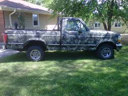 survival truck diy camo in a can 5 steps with pictures