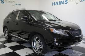 a lexus suv 2010 used lexus rx 350 fwd 4dr at haims motors serving fort