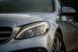 mercedes c class headlights 2015 mercedes benz c class review automobile magazine