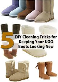 rugged ugg boots original ugg 8 diy cleaning tricks for keeping your ugg boots looking diy