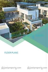 dubai sustainable city floor plans justproperty com