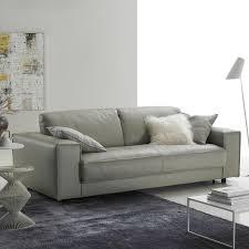 Uk Leather Sofas Modern Grey Leather Italian Sofa