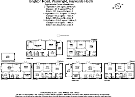 Sq Mt Sq Ft by 4 Bedroom Detached House For Sale In Highfields Brighton Road