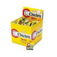where to buy chiclets gum chiclets gum by 20 packs of 12 pieces each