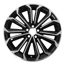toyota corolla with rims amazon com 17 replacement for toyota corolla 2014 2016