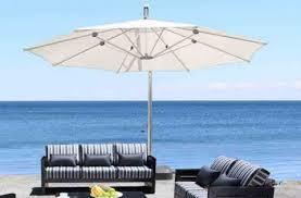 Patio Umbrellas Edmonton Patio Umbrellas Guide Cabanacoast Patio Furniture Greater