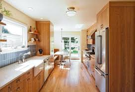 Galley Kitchen Layout Designs - large galley kitchen u2013 subscribed me
