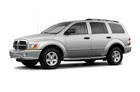 2005 dodge durango new car test drive