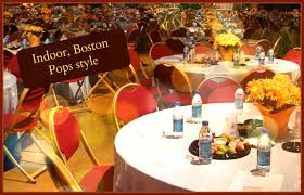 boston pops table seating pops on labor day weekend 2018
