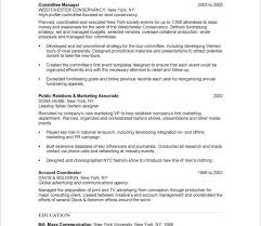 event planner resume efficiencyexperts us