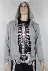 Skeleton Jumpsuit Donnie Darko Skeleton Set Suit Hoodie Coat Costume