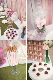 baby shower food ideas baby shower ideas shabby chic