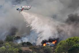 California Wildfires Burn Cars by Bluecut Fire Burns 25 000 Acres Forces 82 000 To Evacuate In