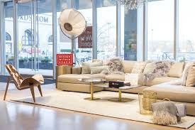 Theater Sofa Dwr World Leader In Modern Design Opens At Westfield Garden State
