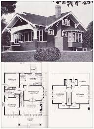 1920 bungalow house plans 1 2 story u2013 readvillage
