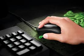 ambidextrous gaming mouse razer abyssus v2