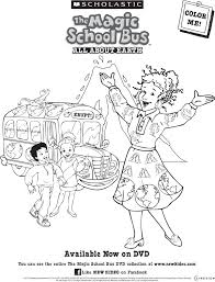the magic bus coloring pages 24776 bestofcoloring com