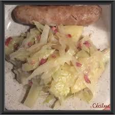 comment cuisiner du chou blanc choux blanc et saucisses de toulouse recettes cookeo