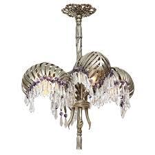 Art Nouveau Lighting Chandelier 104 Best Art Nouveau Lamps Images On Pinterest Antique Lamps