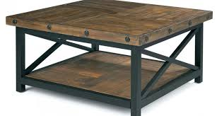 reclaimed wood square coffee table coffee table ideas square coffee table reclaimed wood ideas tables