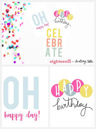 brithday cards printable exol gbabogados co