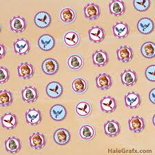 free printable sofia hershey u0027s kisses stickers