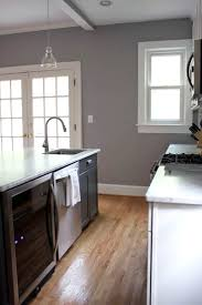 Light Gray Paint by Behr Paint Kitchen Cabinets Home Decoration Ideas
