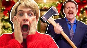 Classic Christmas Movies F Ked Up Christmas Movies Youtube