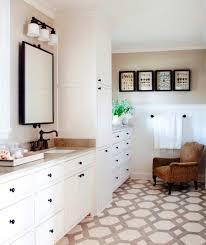 interior inspiring blue and white bathroom decoration using light
