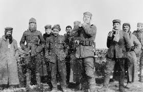 world war i christmas truce in 1914 soldiers laid down guns for