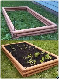 Raised Gardens Ideas Diy Raised Garden Bed Ideas Free Plans