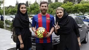 Lionel Messi Halloween Costume Messi Iranian Lookalike Times Israel
