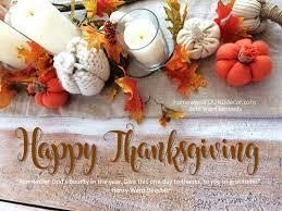 happy thanksgiving homewardfounddecor