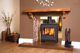 bfm portway 2 double sided multi fuel stove