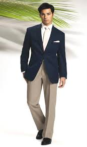 solid navy blue shade 2 button style sport coat jacket bl