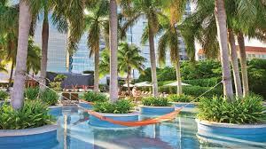 miami luxury hotel palm grove pool four seasons miami