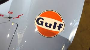 gulf racing logo gulf racing porsche 917 at the canepa california youtube
