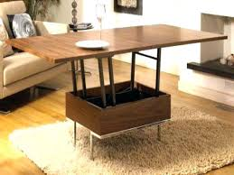 coffee table to dining table adjustable convertible dining tables coffee coffee dining table transforming