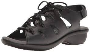 Comfort Sandals For Walking Propet Amelia Women U0027s Leather Wedge Comfort Sandals Free Ship